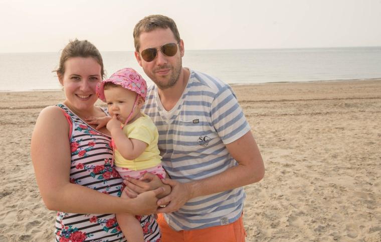 dagje strand of zwembad met je baby