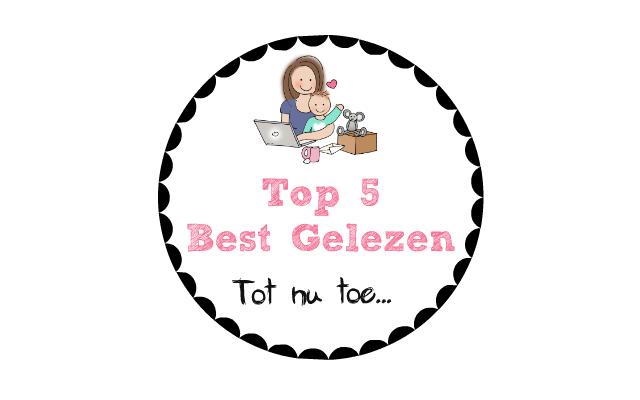 top 5 best gelezen