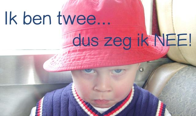 twee = nee