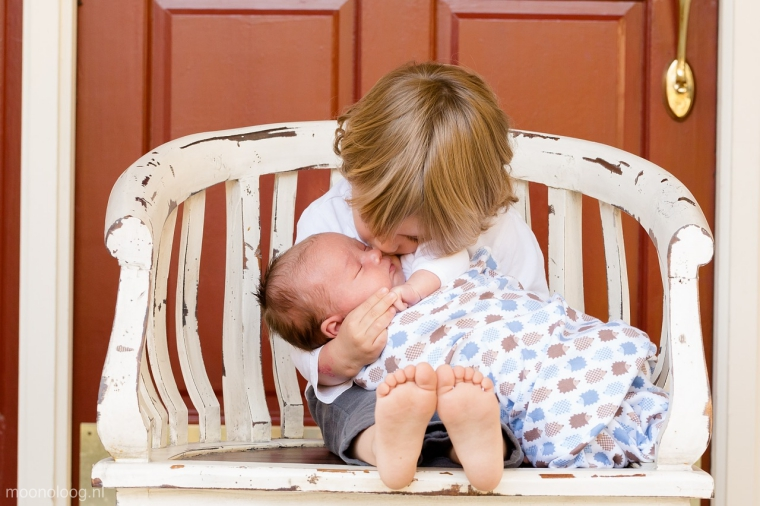 kinderboeken ter voorbereiding op een broertje of zusje