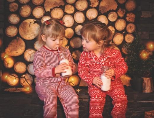 kerstmis kinderen