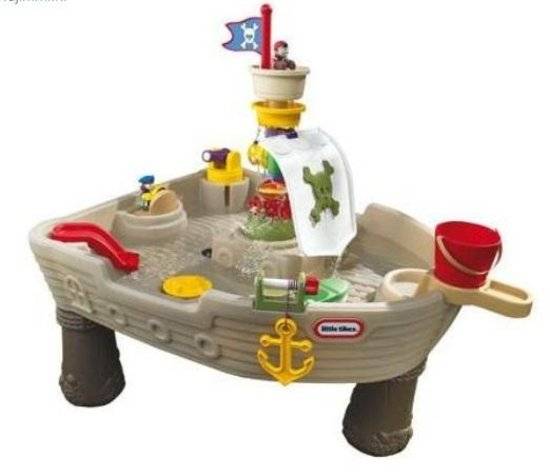 Little Tikes Piraten Anchors Away