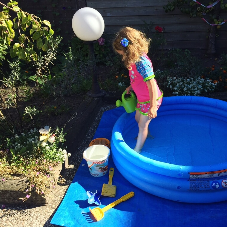 Vaak De leukste opblaasbare zwembaden voor kinderen | Moonoloog SR91