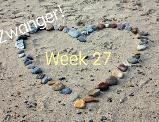 zwangerschapsupdate week 27