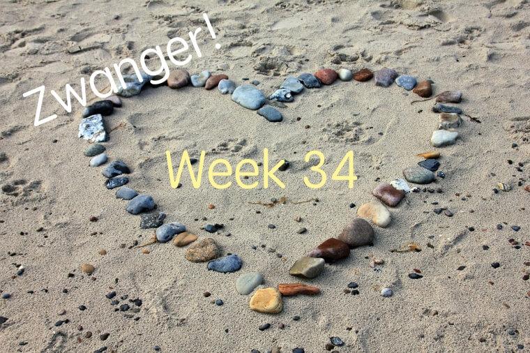 zwangerschapsupdate week 34