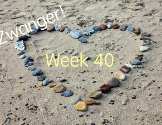 zwangerschapsupdate week 40