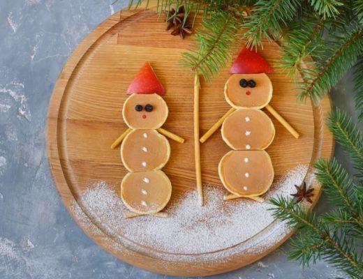 kersthapjes voor kinderen