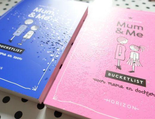 mum & me bucketlist