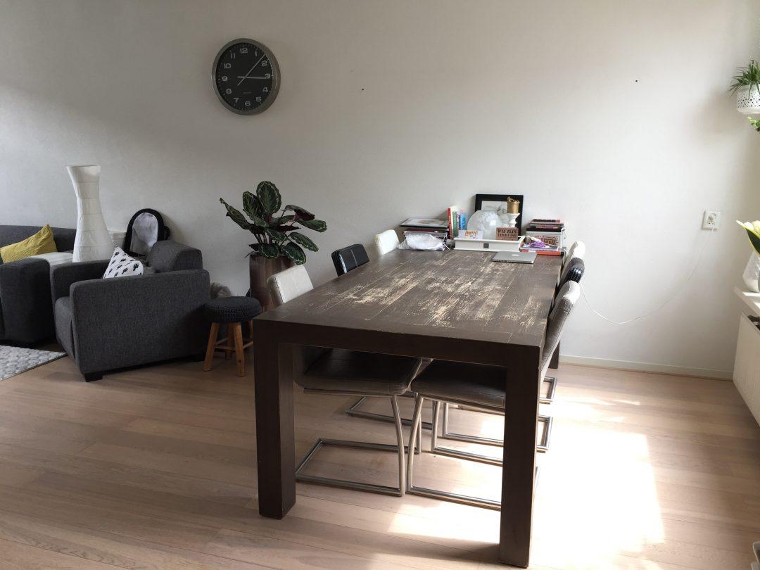 Het restylen van de woonkamer - de stand tot nu toe | Moonoloog