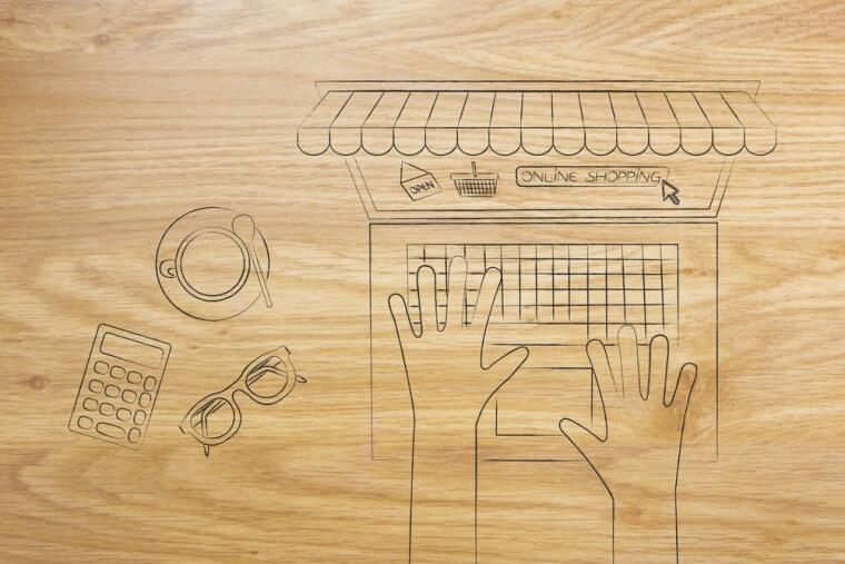 online shoppen met korting doe je zo. Black Bedroom Furniture Sets. Home Design Ideas