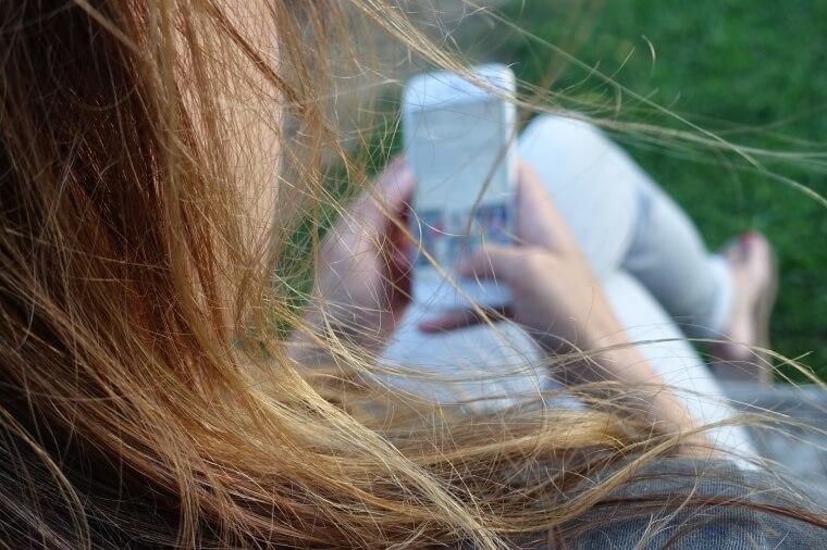schermtijd bij iphone gebruik