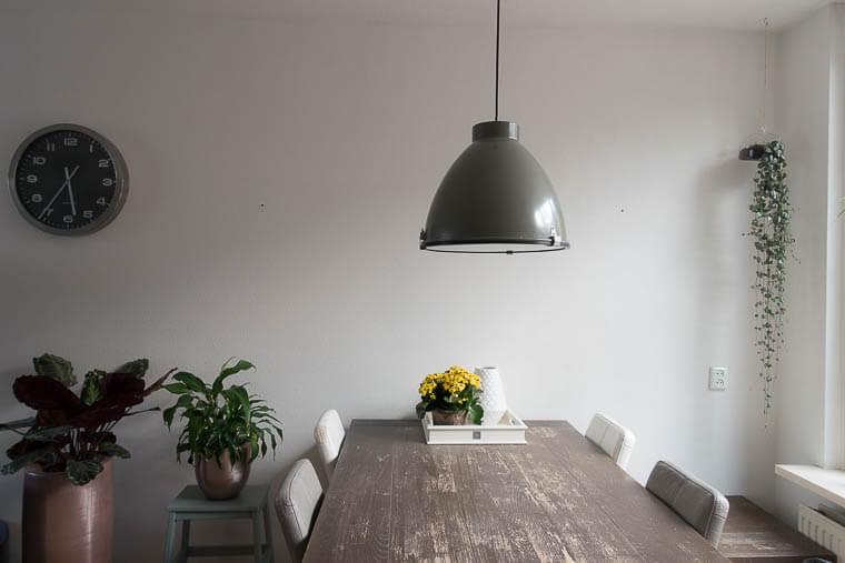 Project woonkamer | Een nieuwe hanglamp! | Moonoloog