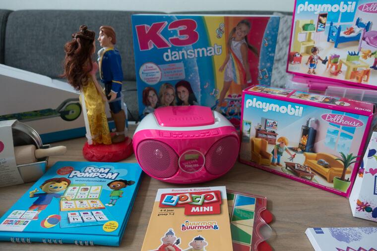 Cadeau Kind 5 Jaar Meisje