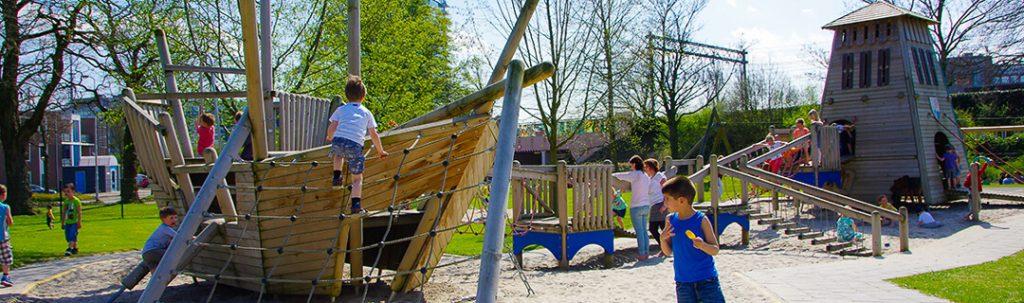 speeltuin philipsdorp in Eindhoven