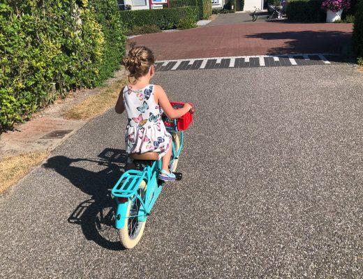 zelf fietsen