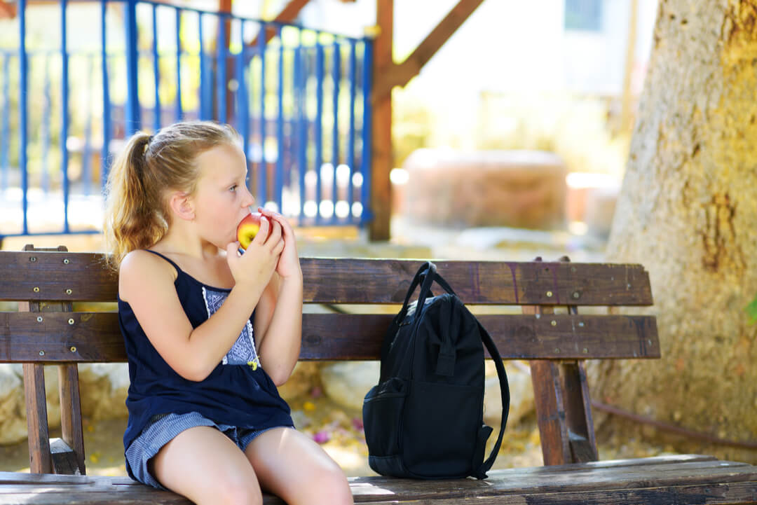 lunchpauze basisschool
