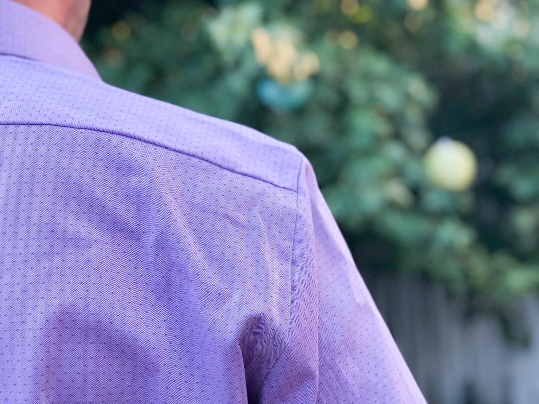 juiste maat voor een overhemd bepalen