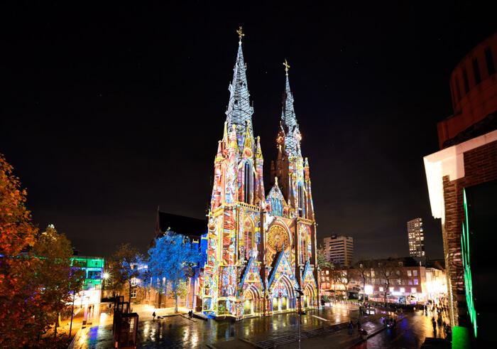 lichtfestival glow eindhoven