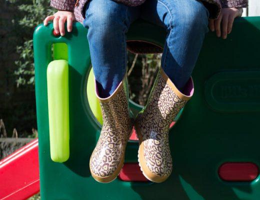 regenlaarzen van shoesme
