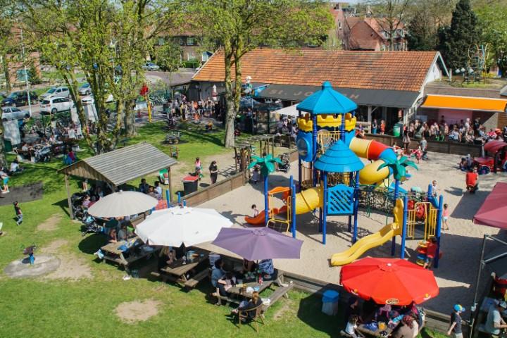 speeltuinvereniging st. joseph in Eindhoven