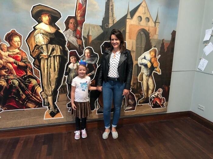 familiezomer in het frans hals museum