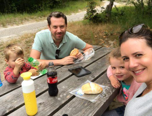 vakantie met kinderen