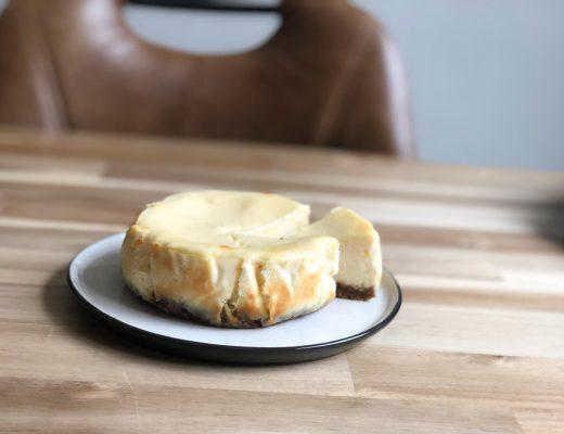 cheesecake uit de airfryer