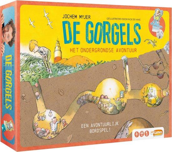 spel voor kleuters: De Gorgels