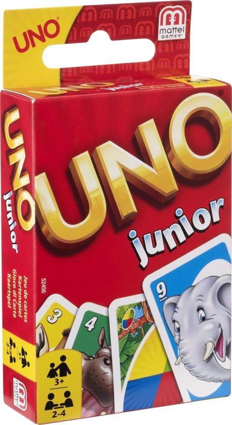 spel voor kleuters: UNO junior