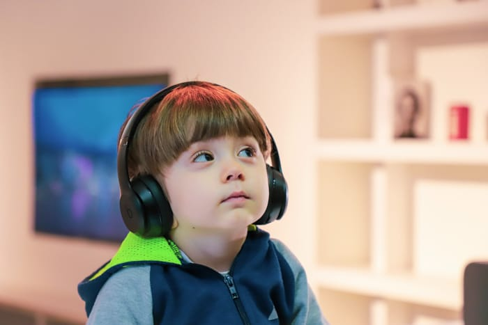 podcasts voor kinderen