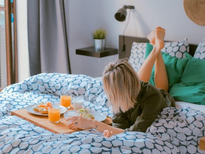 ontspannen in je eigen huis
